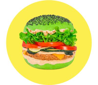Jungle Burger
